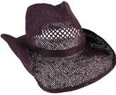 Fab Straw Cowgirl Hat