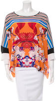 Clover Canyon Oversize Printed Top