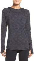 Zella Women's Technique Hooded Pullover