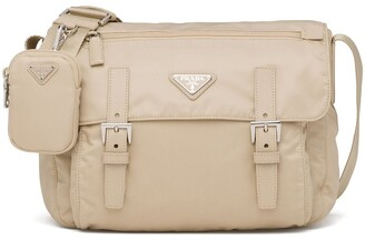 Prada Re-Nylon satchel shoulder bag