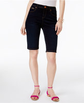INC International Concepts Denim Bermuda Shorts, Created for Macy's