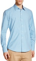Zachary Prell Lucia Check Regular Fit Button-Down Shirt