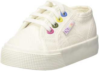 Superga Girls' 2730-COTJ Colors Hearts Trainers
