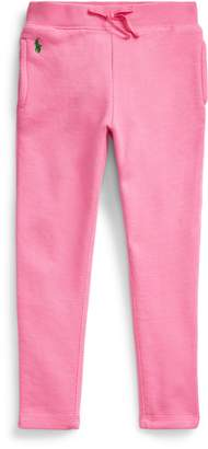 Ralph Lauren Cotton-Blend-Terry Legging