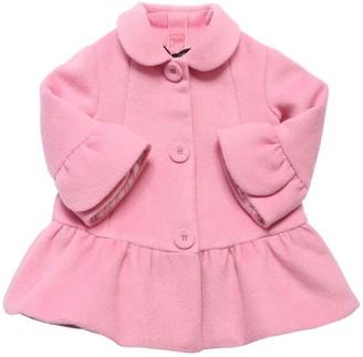 MonnaLisa Wool Blend Coat