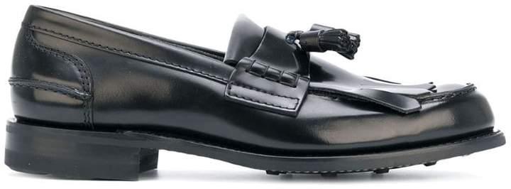 Church's fringe derby shoes