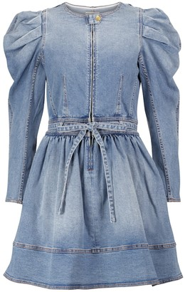 Ulla Johnson Domino denim minidress