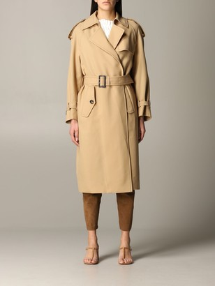 Marni Trench Coat With Belt