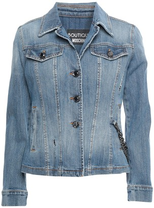 Boutique Moschino Denim outerwear