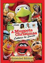 Disney A Muppets Christmas: Letters to Santa DVD