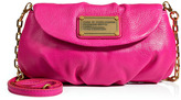 Marc by Marc Jacobs Leather Karlie Crossbody Bag in Pop Pink