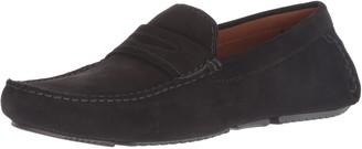 Aquatalia Men's Brandon Suede Driving Style Loafer