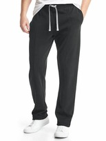 Gap Double-knit pintuck joggers