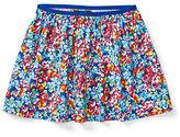Ralph Lauren Girls 7-16 Floral Pull-On Skirt