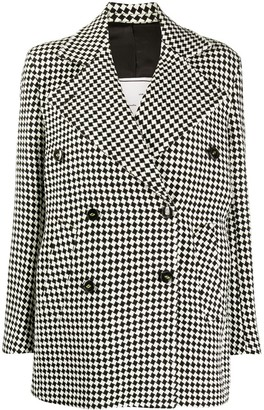 Giuliva Heritage Collection The Penelope check coat