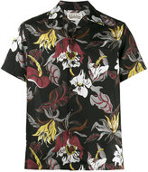 Wacko Maria floral hawaiian print shirt - men - Lyocell - S