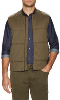 Vince Cotton Quilted Gilet