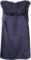 P.A.R.O.S.H. Pwill sleeveless top - women - Polyester - M