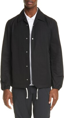 Bottega Veneta Tech Faille Jacket