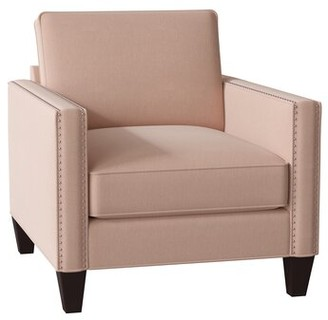 Latitude Run Ellerkamp Armchair Body Fabric: Antonio Navy