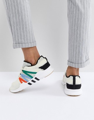 adidas EQT Racing Adv Sneakers In Off White