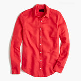 J.Crew Perfect shirt in cotton-linen