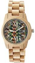 Earth Heartwood Collection EW1505 Unisex Watch