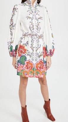 Zimmermann The Lovestruck Buttoned Tunic