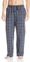 Fruit of the Loom Men's Broadcloth Plaid Pajama Pant