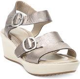 Easy Spirit Charisma Platform Wedge Sandals
