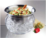 Prodyne 3Pc Acrylic & Stainless Dip Bowl Set