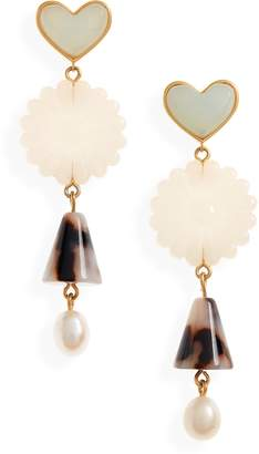 Madewell Collection Statement Earrings