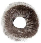 Max Mara Fox Fur Shawl