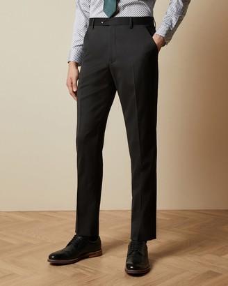 Ted Baker Debonair Slim Fit Wool Trousers