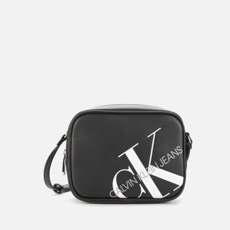 Calvin Klein Jeans Women's Logo Camera Bag - Black