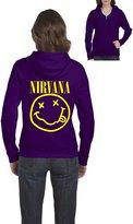 Artix Nirvana Full-Zip Womens Hoodie