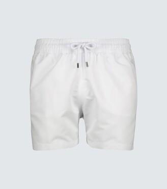 Frescobol Carioca Plain swim shorts