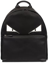 Fendi Men's 7vz012o7mf0gxn Black Leather Backpack