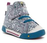 Keen Encanto Scout High Top Metallic Suede Sneaker (Toddler)