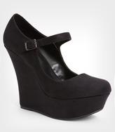 Fred Flare Platform Mary Jane Shoes