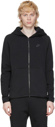 Nike Black NSW Tech Zip Hoodie