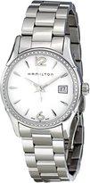 Hamilton Women's H32381115 Jazzmaster Dial Watch