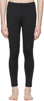 Fendi Black Running Leggings