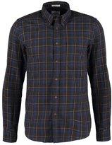 Wrangler Shirt Dark Grey Melange