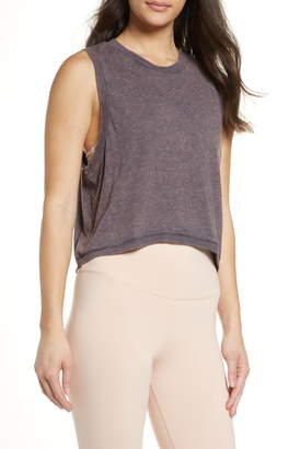 Free People FP Movement Washed Love Crop Tank Top