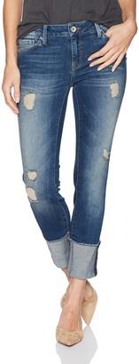 Mavi Jeans Women's Erica Cuffed Skinny