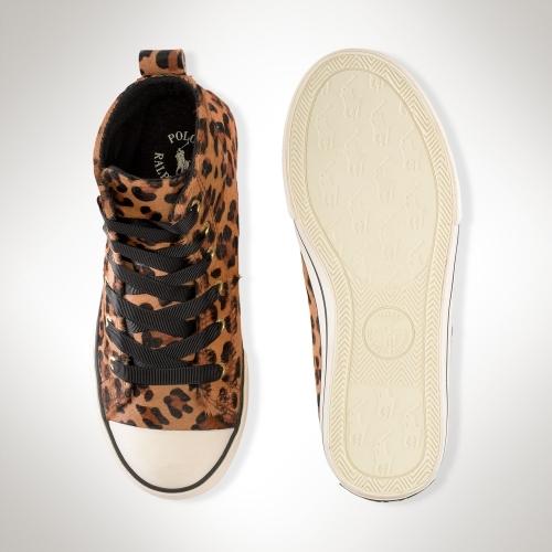 Sag Harbour High Sneaker