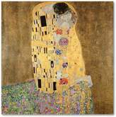 Gustav The Kiss 1907-8 24 Canvas Wall Art by Klimt