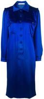 Jean Louis Scherrer Pre Owned mid-length shirt dress