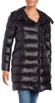 Vince Camuto Zip-Front Down Puffer Coat